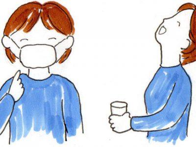 インフルエンザは湿度が嫌い!?