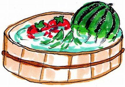 熱中症と夏野菜